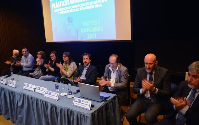 NOVAMONT presents in Argentina the potential of bioplastics and solutions in MATER-BI