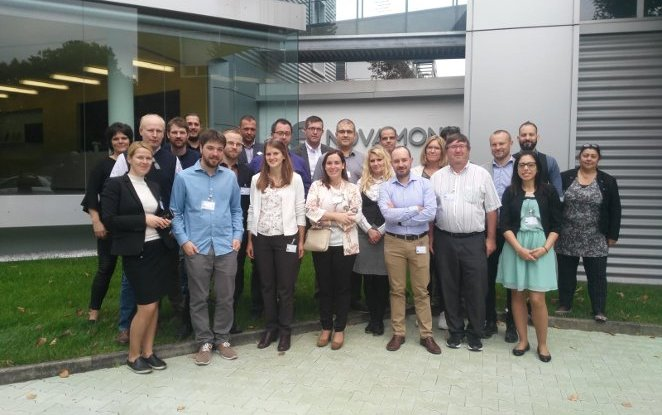 European project Pulpacktion hosted at Novamont's Headquarters and Research Centre