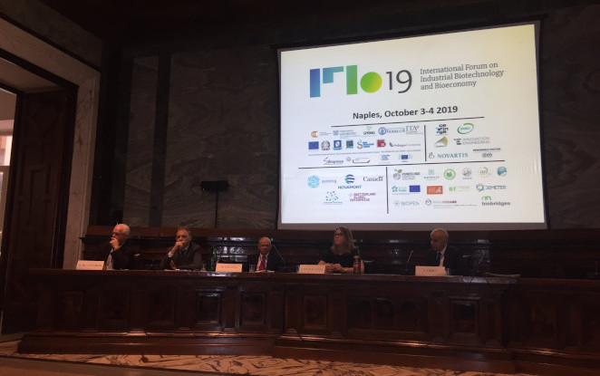 IFIB 2019 – le biotecnologie protagoniste in Campania