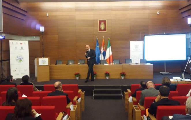 "Novamont al Forum Italia-Serbia ""Sustainable Green and Circular Bioeconomy"""