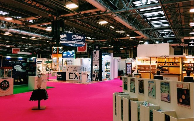 NOVAMONT presents sustainable solutions at Packaging Innovations in Birmingham