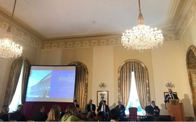 Beyond Plastics: the Novamont case study at the UK Embassy in Rome